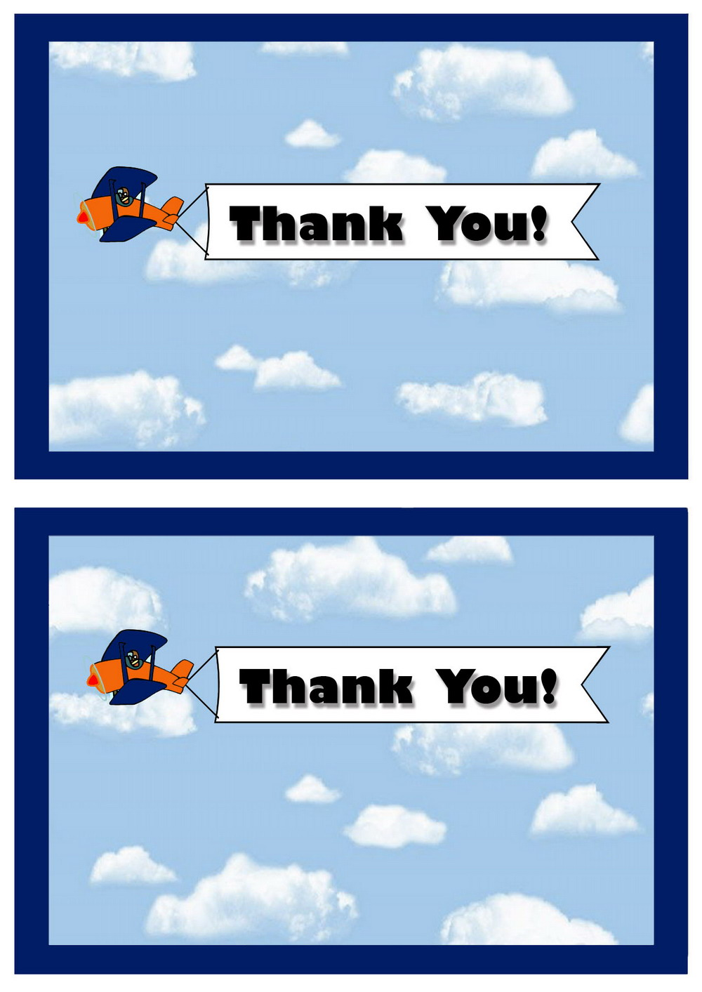 Click Image To Find More Men S Fashion: Airplane Thank You Cards