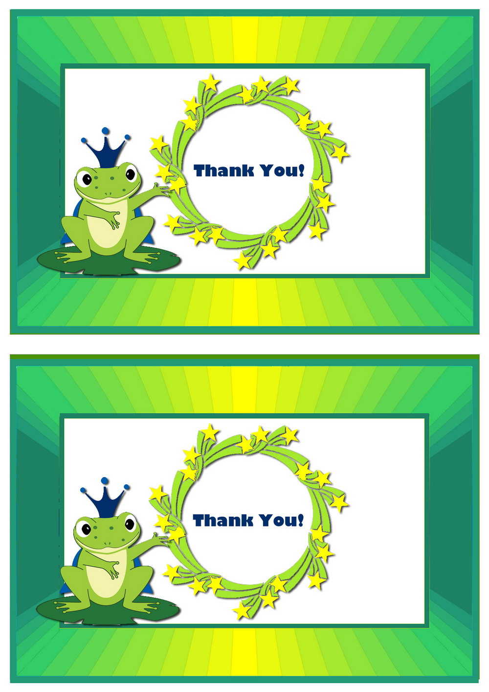 Click Image To Find More Men S Fashion: Frog Thank You Cards