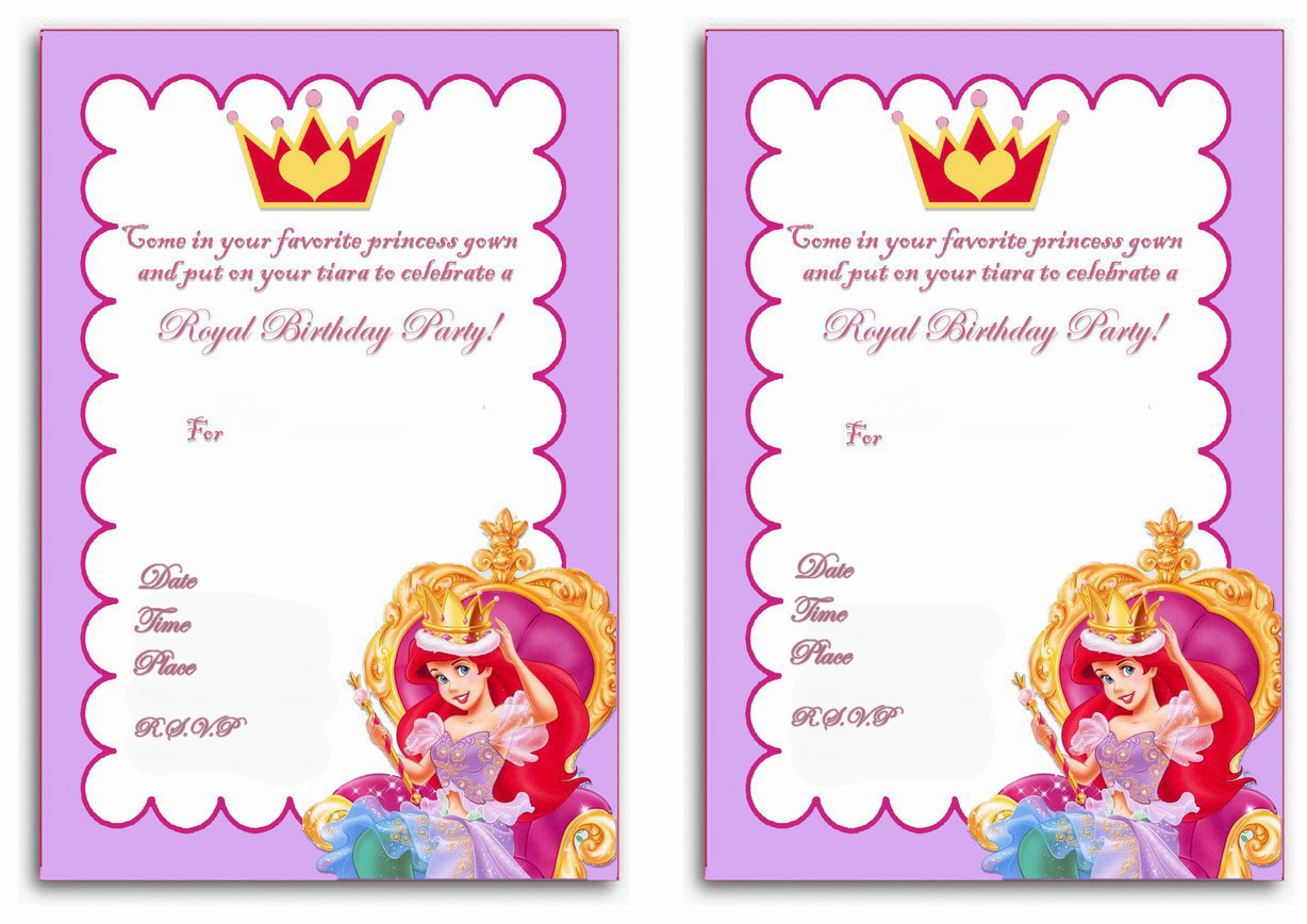 princess birthday invitations birthday printable more from this site princess coloring pages middot princess stickers middot pirate birthday invitations