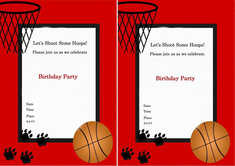 Birthday Invitations To Print with beautiful invitation ideas
