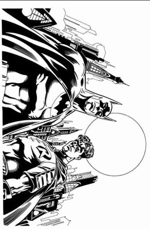 Batman Coloring Pages Birthday