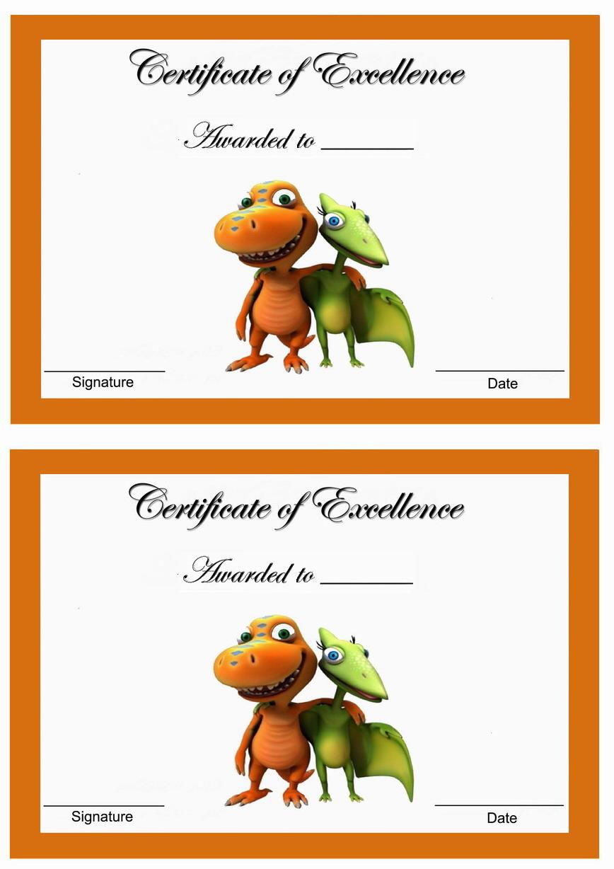 dinosaur awards