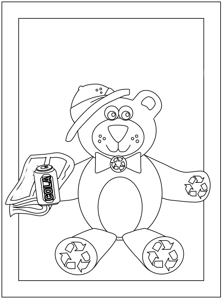 friendly coloring pages - photo#16
