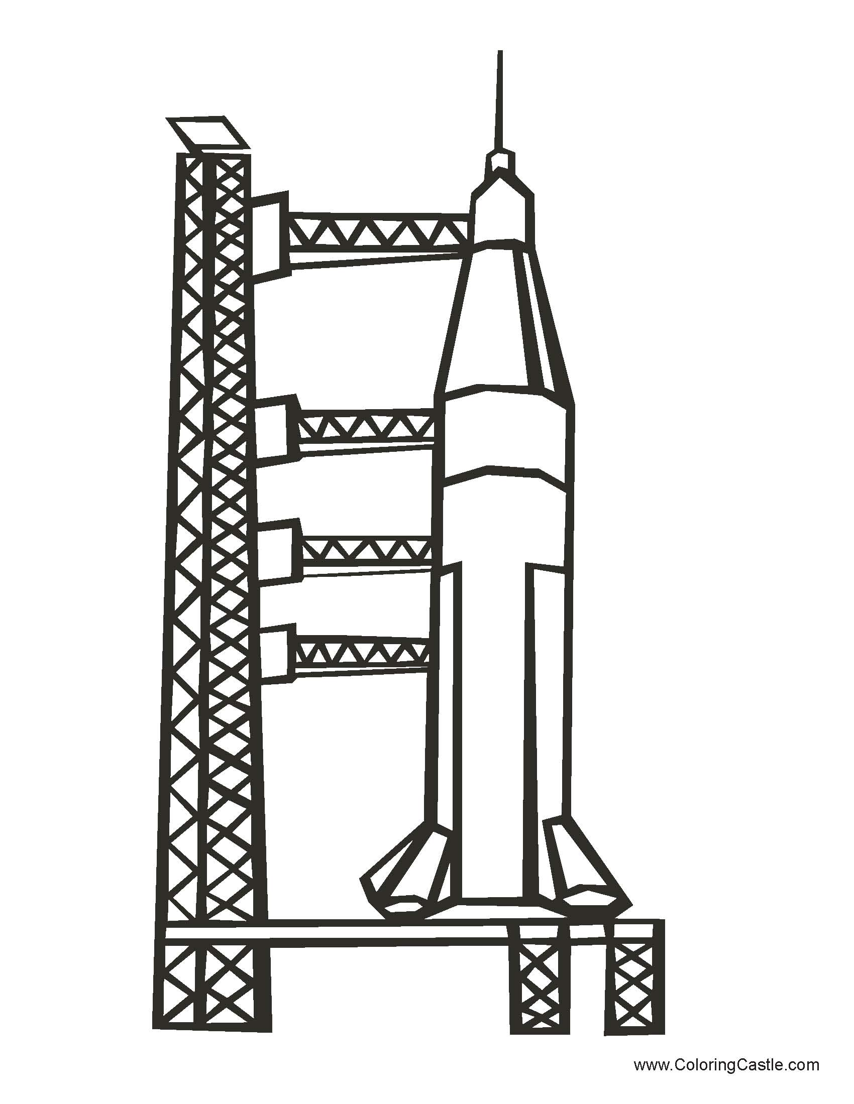 sears tower coloring pages - photo#2