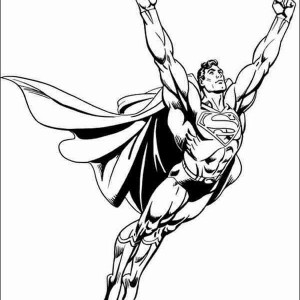 superman printable coloring pages - Printable Coloring Pages Superman
