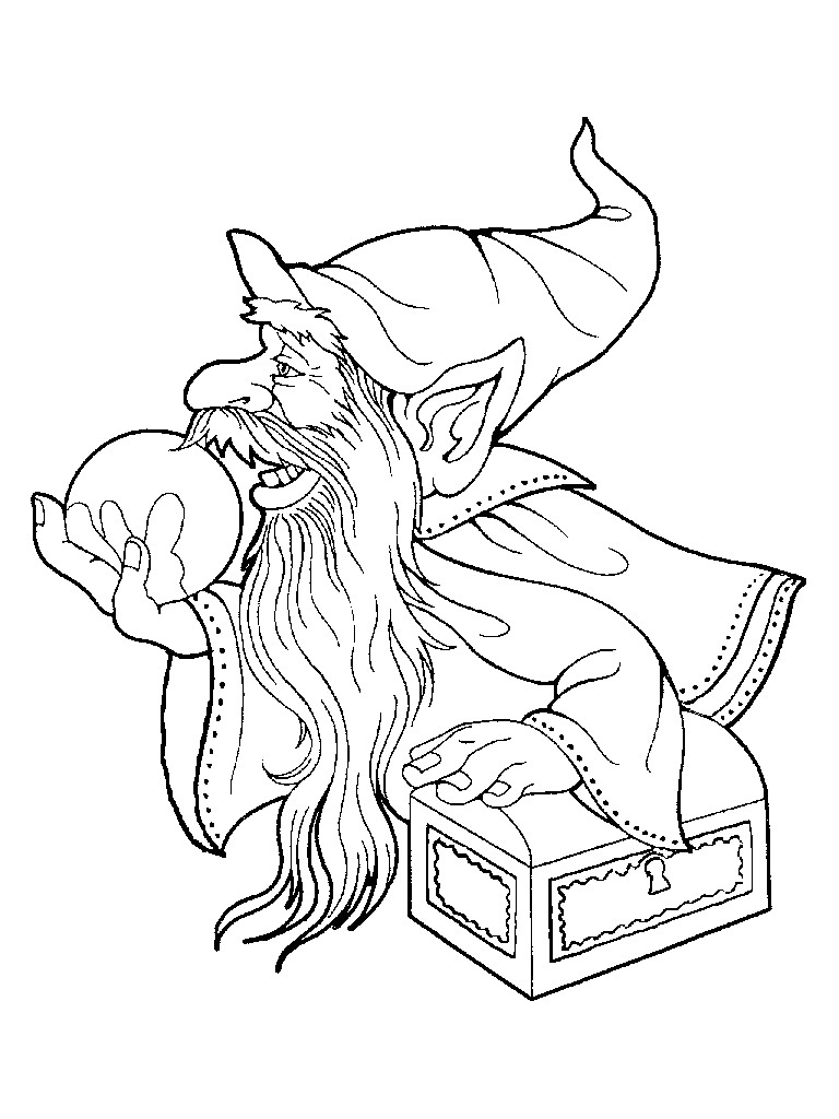 Wizard of Oz Coloring Pages Birthday Printable