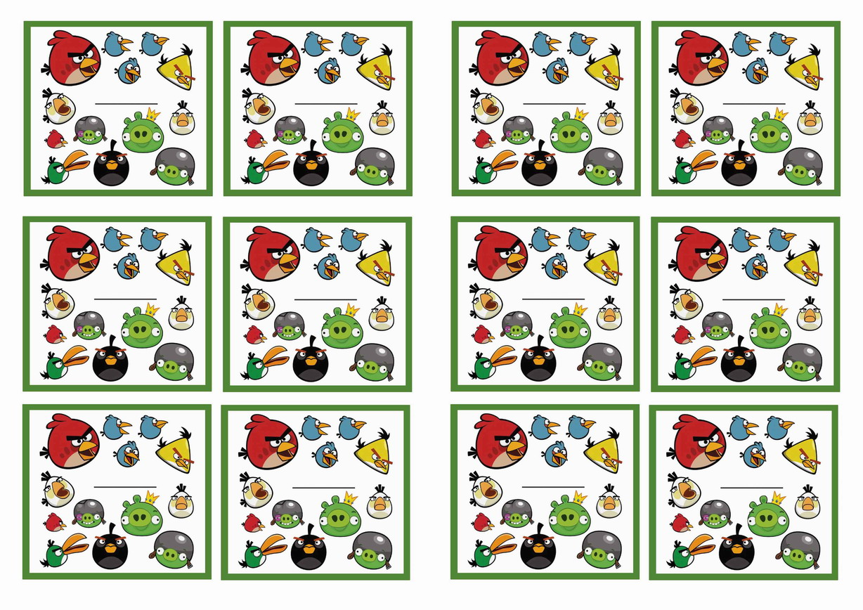 Angry Birds Birthday Party Invitations for beautiful invitations ideas