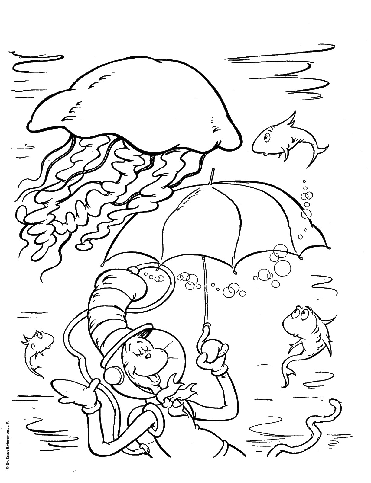 Beautiful Dr Suess Coloring Pages Photos New Printable Coloring