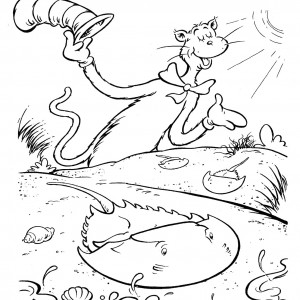 lorax coloring pages dr seuss printable coloring pages lorax coloring page dr seuss - Dr Seuss Coloring Pages Lorax