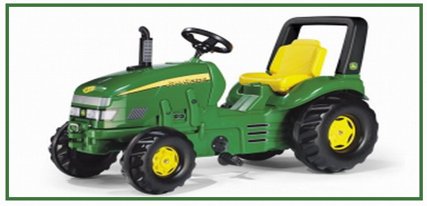 John Deere Coloring Pages – Birthday Printable