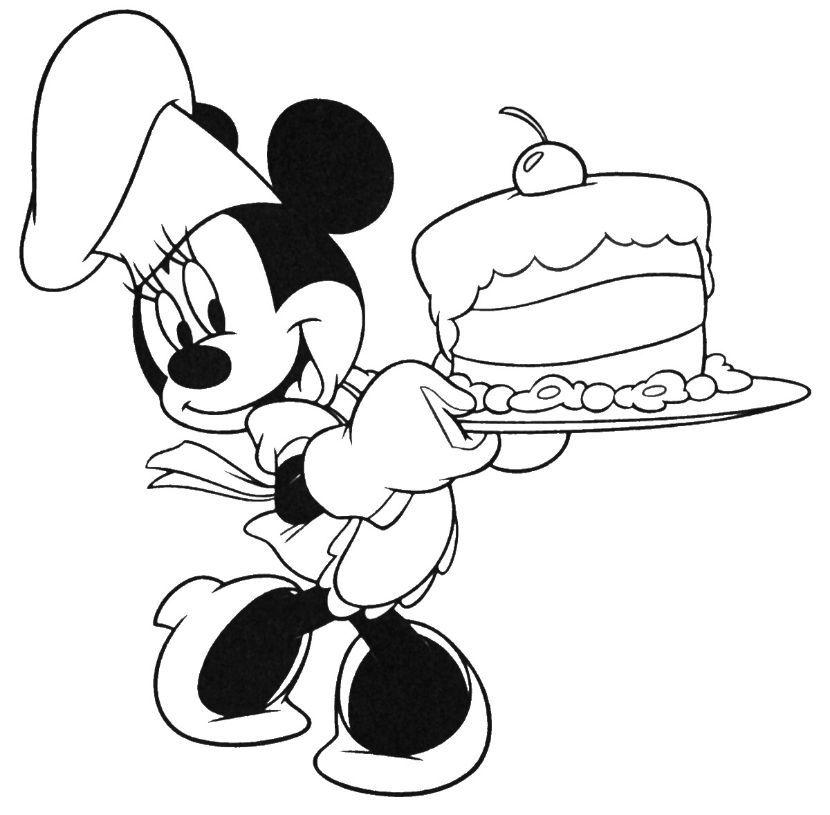 Birthday Coloring Pages Birthday