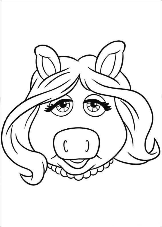 Muppets Most Wanted Coloring Pages – Birthday Printable