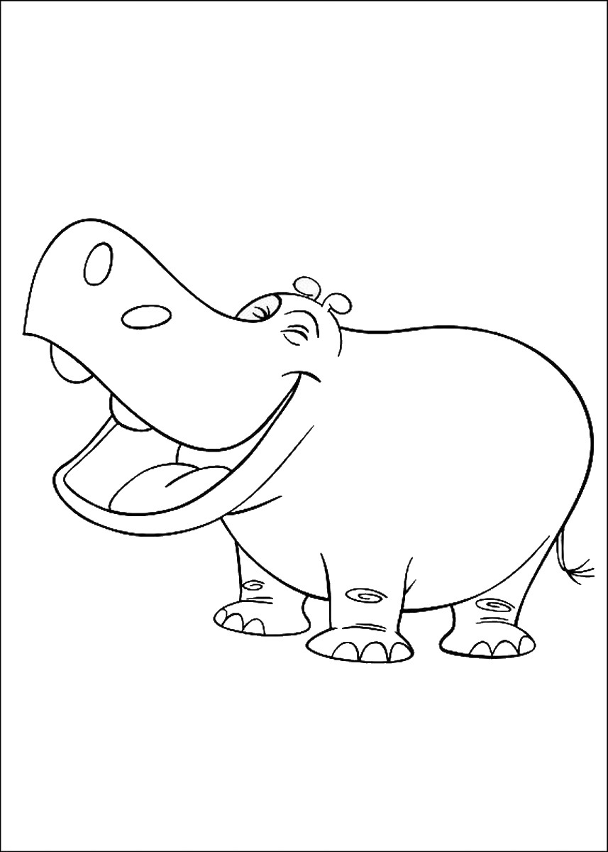 curious george coloring pages birthday-#15