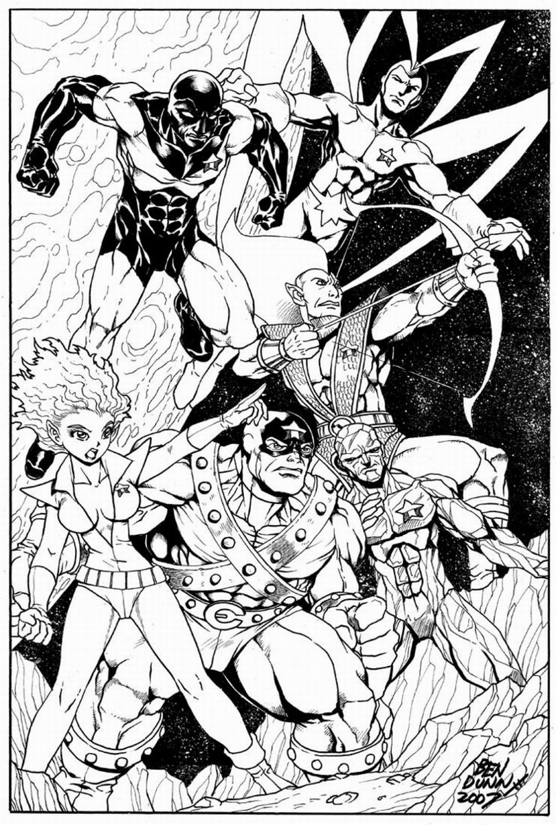 Coloring pages guardians of the galaxy - Guardians Of The Galaxy Coloring Pages