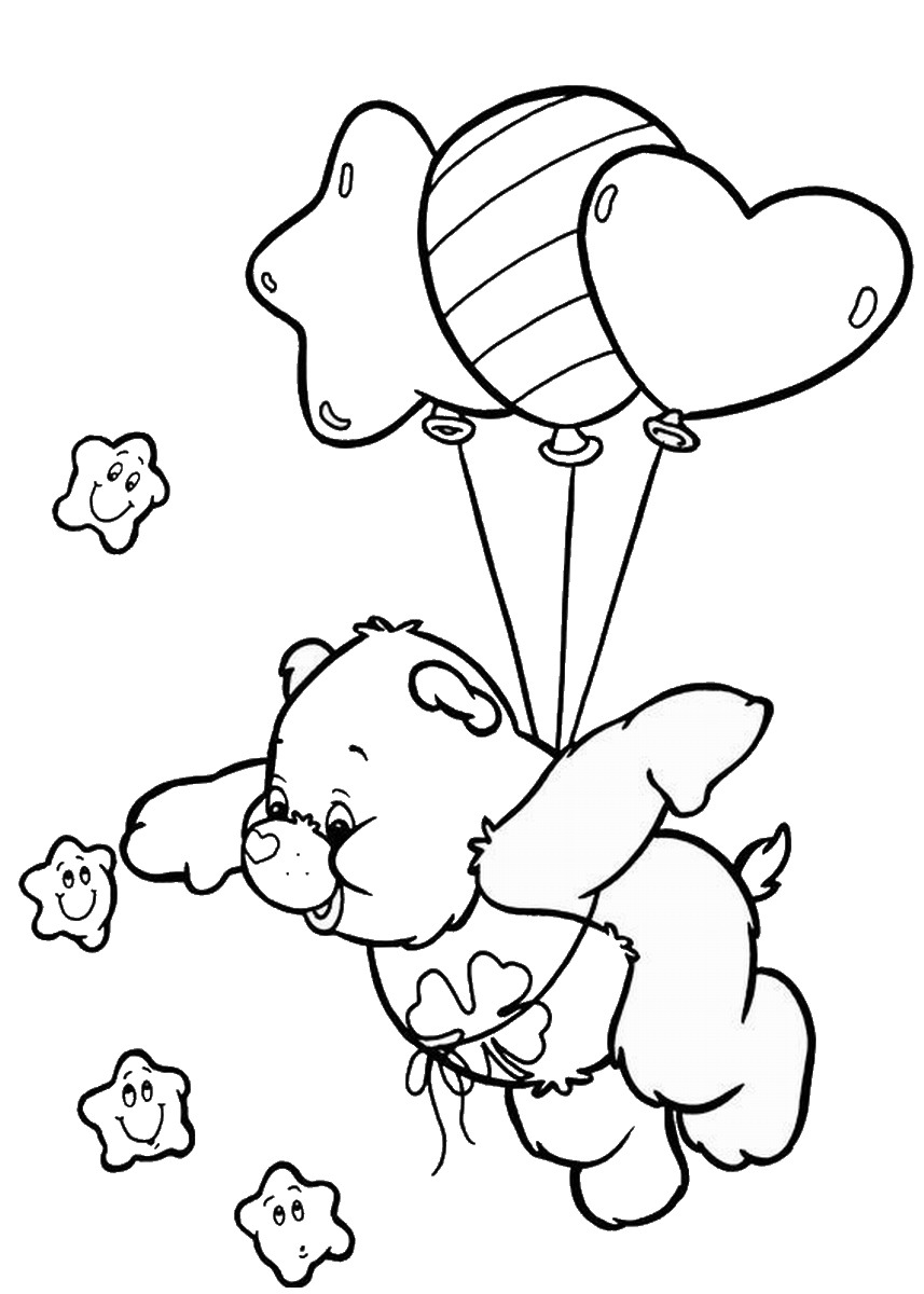 Book care coloring sheet - More From My Site