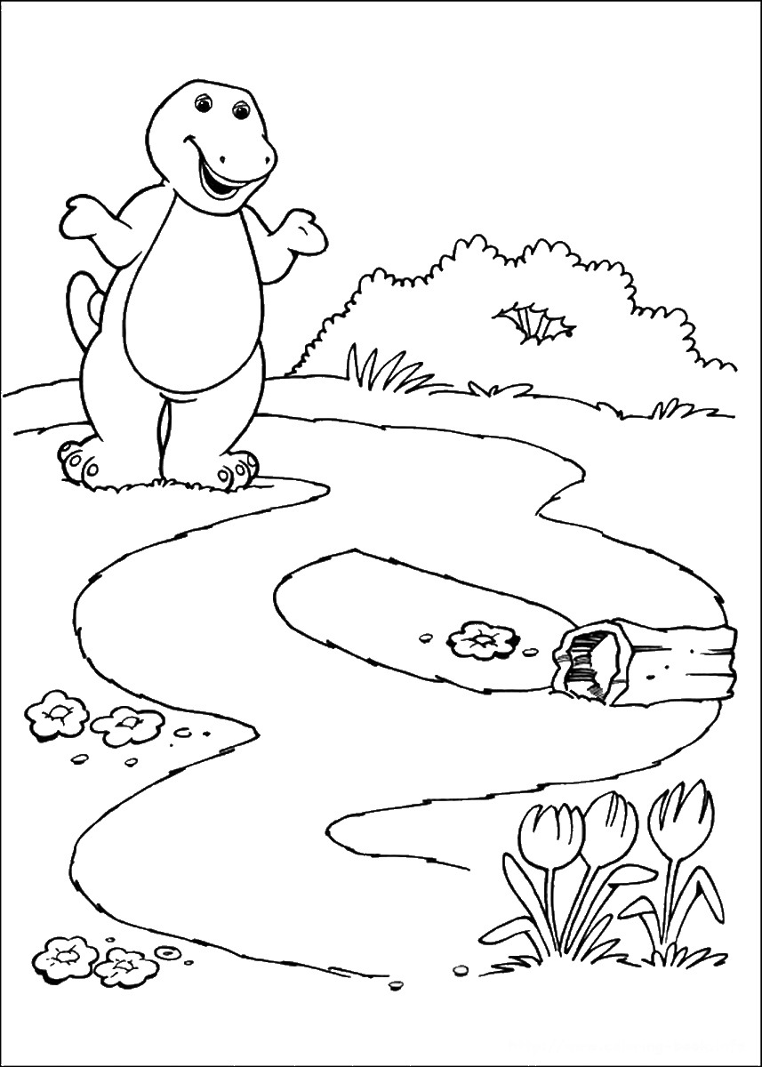 barnyard coloring pages u2013 birthday printable