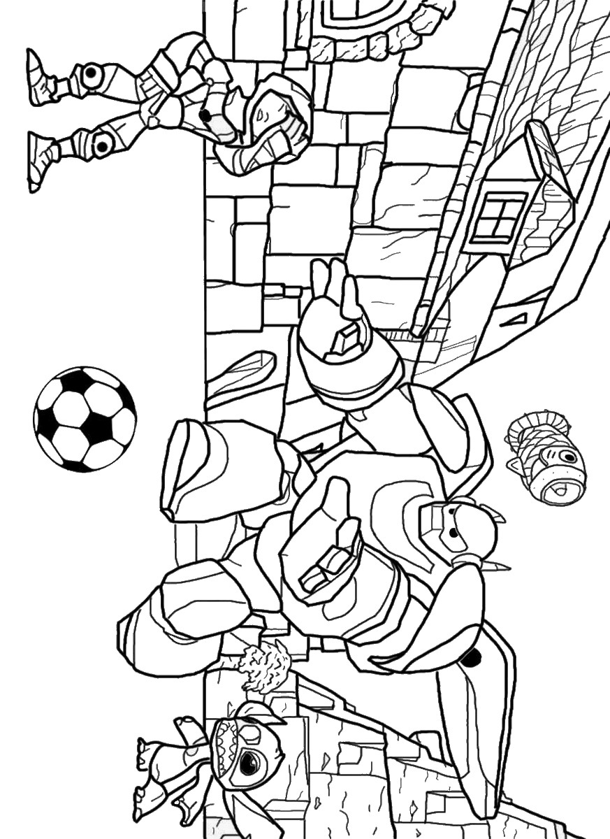 large picture coloring pages - photo#19