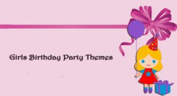 birthday themes girls