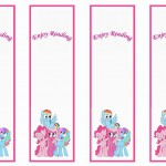 My Little Pony Bookmarks