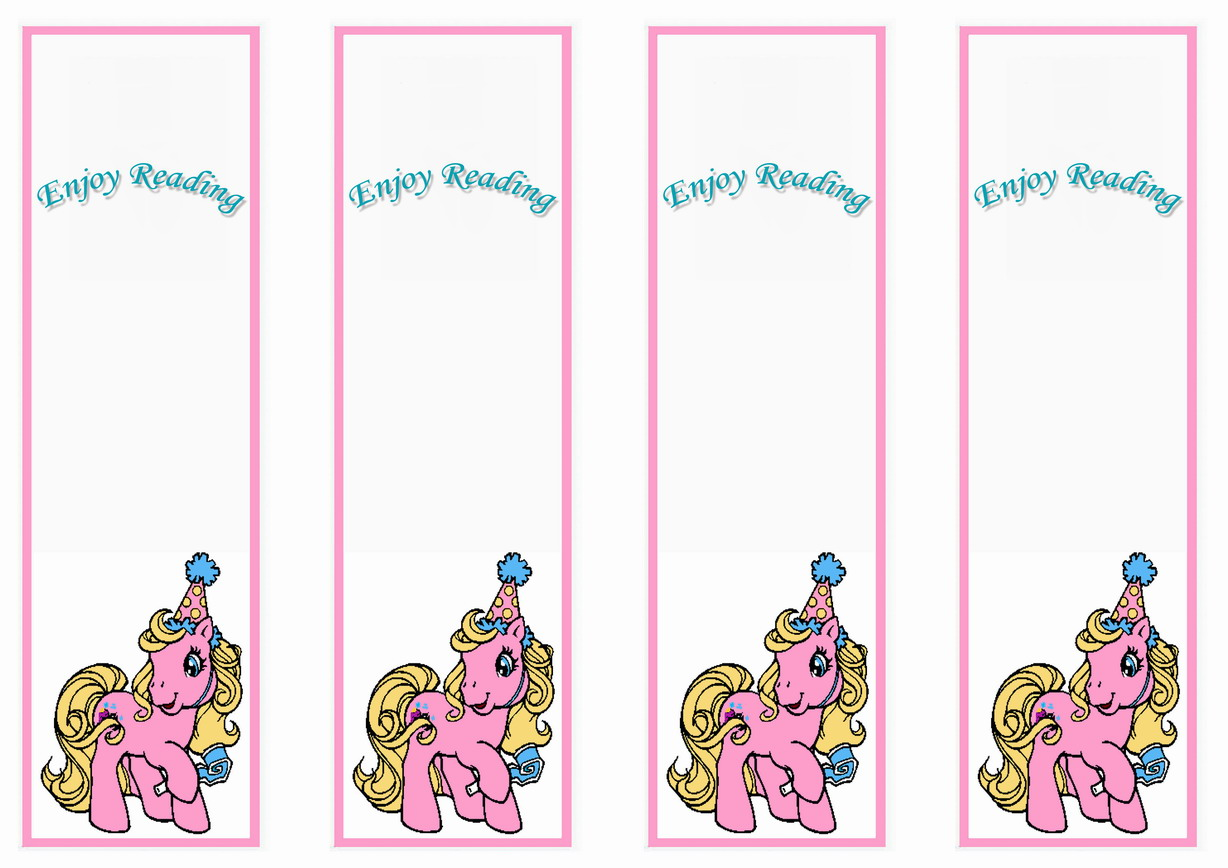 Invitation My Little Pony is awesome invitations design