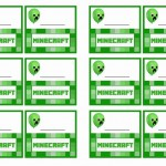 Minecraft Name Tags