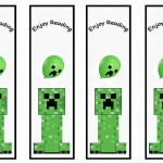 Minecraft Bookmarks