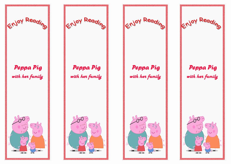 peppa pig u2013 birthday printable