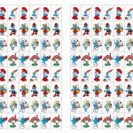 Smurfs Stickers
