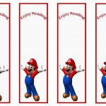 Super Mario Bookmarks