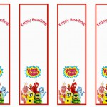 Yo Gabba Gabba Bookmarks