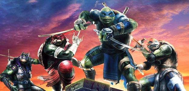 Teenage Mutant Ninja Turtles Birthday Printable