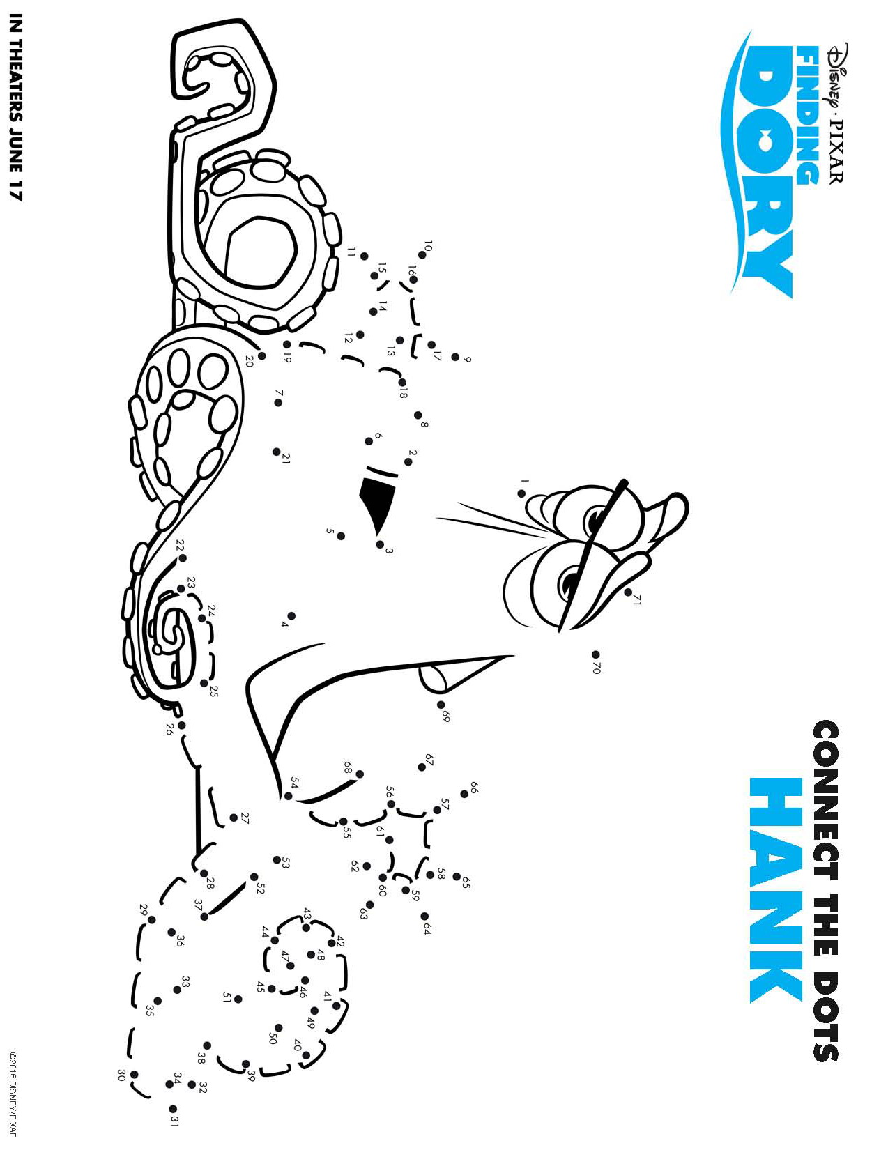 Printable coloring pages dory - More From My Site
