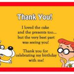 Mr Peabody and Sherman Thank you Cards