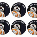 Star Wars – Cupcake Toppers