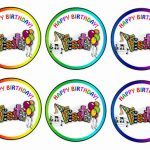 Fiesta Mexican – Cupcake Toppers