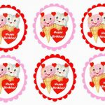 Ice Cream – Cupcake Toppers