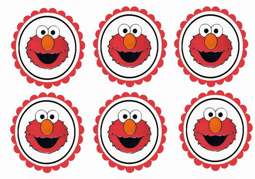 muppets most wanted cupcake toppers
