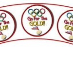Olympics – Cupcake Wrappers