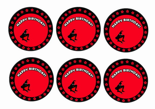 image about Free Printable Cupcake Wrappers and Toppers With Spiderman referred to as Spiderman Cupcake Toppers Birthday Printable